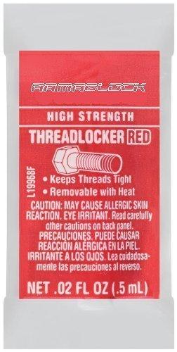 Threadlocker red - ARMagLock